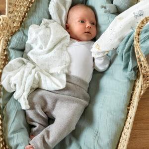 Mulltücher und Decken